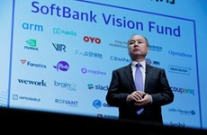 Japan's Softbank interested in building smart capital city in Indonesia