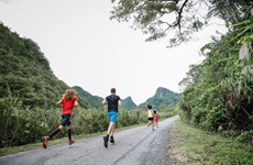 Quang Binh Marathon a chance to discover Vietnam's world heritage