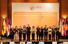 Vietnam's initiatives for ASEAN operation debated at SEOM 1/51