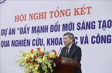 WB-funded project contributes to promoting innovation in Vietnam