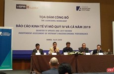 Vietnam strives to achieve socio-economic growth targets in 2020