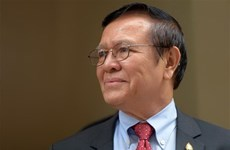 Trial begins for Cambodia opposition leader over treason charges