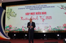 Da Nang welcomes overseas Vietnamese home for Tet