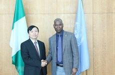 Ambassador discusses improving UN's operations