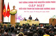 Prime Minister hails OVs' warm sentiment for homeland