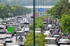 Tan Son Nhat airport braces for Tet holiday's gridlock