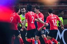 2020 AFC U23 Championship: RoK beats Jordan, seals semis spot
