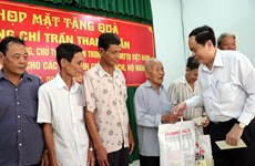 Vietnam Fatherland Front leader pays pre-Tet visit to Soc Trang
