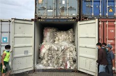 Malaysia to send containers of plastic waste back to source countries
