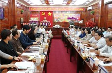 Japanese businesses seek investment opportunities in Binh Phuoc
