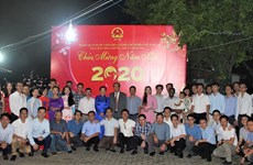 Overseas Vietnamese gather for Tet celebrations