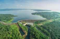 Thailand develops largest hydro floating solar hybrid power project