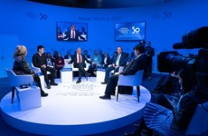 Deputy PM highlights ASEAN's priorities at 50th WEF meeting