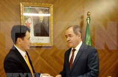 Vietnamese Ambassador to Algeria presents credentials