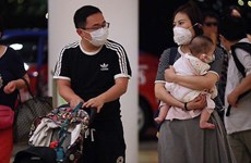 Singapore confirms first case of coronavirus infection