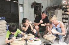 Bat Trang - A star of Hanoi craft village tourism