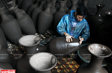 Formation, development of Ha Thai lacquerware craft village