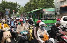 Traffic accidents kill 133, injure 174 during Tet