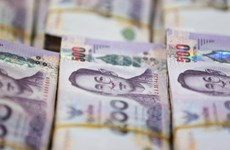 Thai currency hits seven-month low over coronavirus outbreak