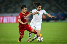 Vietnam to have friendly match with Iraq in March
