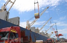 Export, import activities soar at start of Lunar New Year