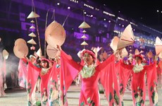 VN art troupe attends Chingay Parade 2020 in Singapore
