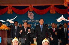 Cambodia: CPP Central Committee holds 42nd meeting