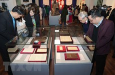 Exhibition highlights historical milestones of CPV