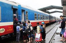Lao Cai suspends trains to China due to coronavirus outbreak