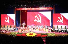More greetings on Party's 90th founding anniversary