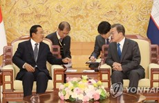 Cambodia expects to draw more investment from RoK