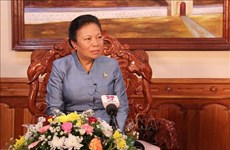 CPV has decisive role in revolution's victories: Lao official