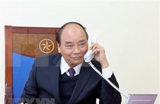 Vietnamese, Indonesian leaders talk about nCoV prevention