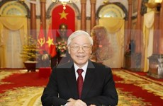 Vietnam, Poland exchange congratulations on diplomatic ties