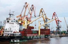 Ships from China to be quarantined before entering Hai Phong