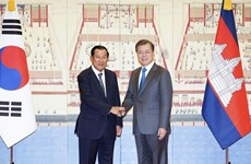 Cambodia, RoK agree to expand bilateral relations