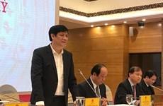 Vietnam doing its best to combat coronavirus: health official