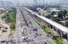 HCM City vows to speed up work on first metro line