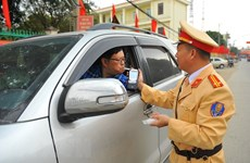 WHO: Vietnam should continue alcohol test amid nCoV fear