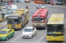 Thailand pilots installation of air purifiers on buses