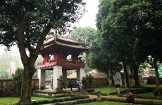 Hanoi's relics, tourist sites re-opened after sterilisation