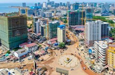 "Cambodia aims to turn Sihanoukville into ""second Shenzhen city"""