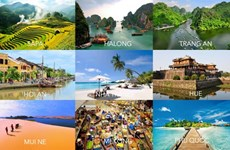 Vietnam among world's fastest growing travel destinations in 2019