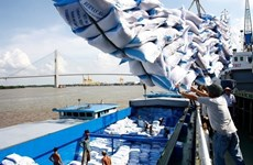 Vietnam sees rice export growth in January