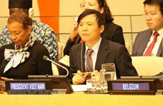 Vietnam backs UNSC-OSCE stronger cooperation