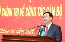 Hanoi Party Committee gets new secretary