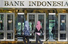 Indonesia's foreign currency reserves nearing record: BI
