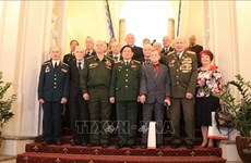 Vietnam remembers assistance of Russian war veterans: Minister