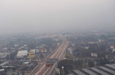 Thailand works to alleviate drought, smog problems in all areas