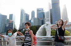 Singapore: tourist arrivals projected to drop 25-30 percent